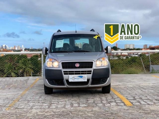 FIAT DOBLÒ 2017/2018 1.8 MPI ESSENCE 7L 16V FLEX 4P MANUAL