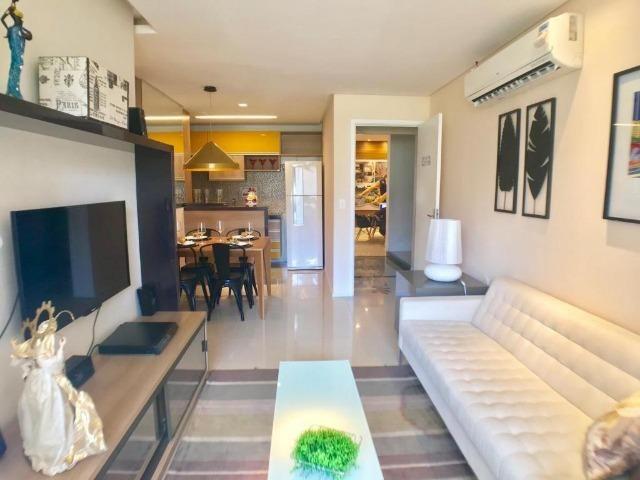Apartamento no Parque Iracema - 59m² - 2 Quartos - 1 Vaga (AP0608) - Foto 3