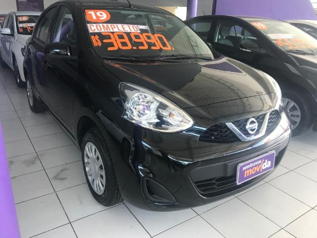 Nissan march 1.0 2019 motor 3 cilindros