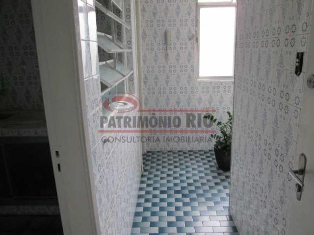 Apartamento no Centro de Vista Alegre, 2 Quartos + Dependência Completa - Foto 12