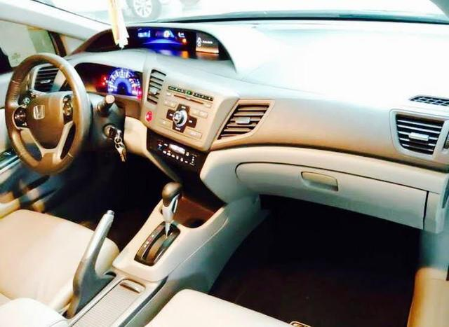 Honda Civic 2.0 automático 2014 Muito Novo - Foto 8