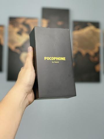 Xiaomi Pocophone 64GB - Lacrado PROMOÇÃO
