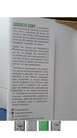 Augusto cury - Foto 2