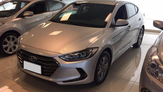 Hyundai elantra 2018 2.0 16v flex 4p automático
