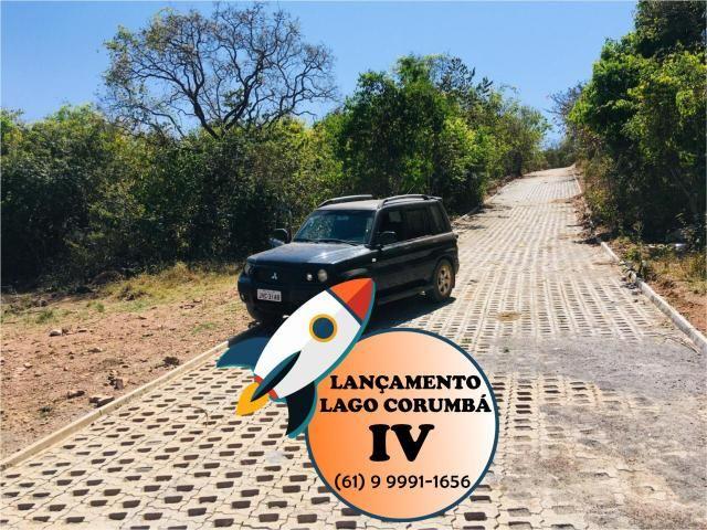 Excelente condomínio na beira do lago Corumba - Foto 7
