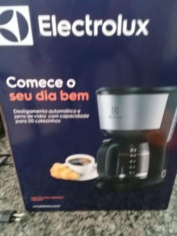 Cafeteira eletrica da Electrolux - Foto 4
