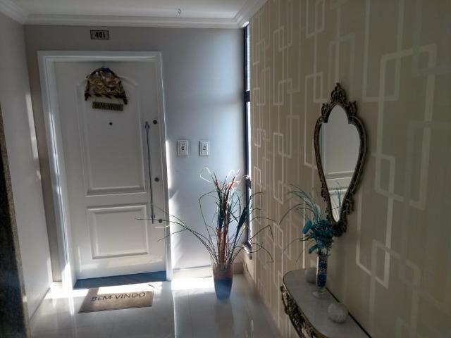 Alugo Lindo Apartamento Mobiliado com 4 Quartos e Suite em Aleixo - Foto 8