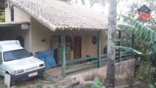 Casa residencial à venda, Chácaras Santa Fé, Mairiporã.