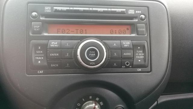 Som mp3 original Nissan