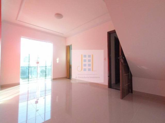 Sobrado residencial à venda, Sítio Cercado, Curitiba. - Foto 12