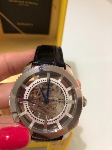 47607ae8fb4 Relógio Invicta original novo - Bijouterias