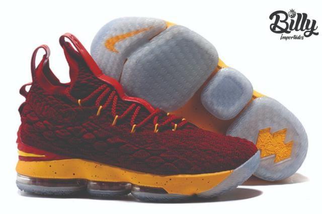 best cheap a05d4 9a947 Nike Lebron James XV / 15 - Diversas Cores!!!