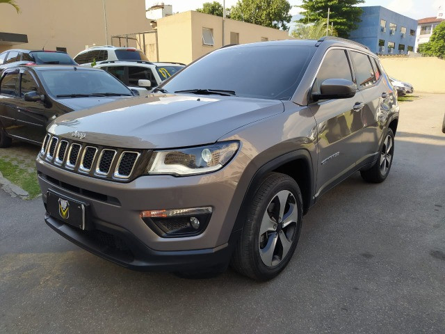 Jeep Compass 2018 Entrada de R$35.000,00 + Parcelas de R$1.520,00 - Foto 13