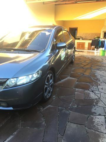 Barbada Honda Civic top