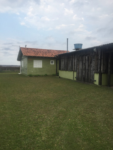 Chalé beira da Lagoa do Graxaim em Sta. Rita, primeiro distrito de Arambaré - Foto 7
