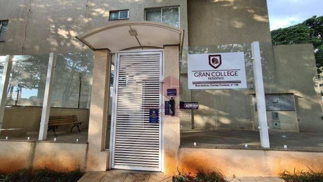 8043 | Apartamento para alugar com 1 quartos em Vila Santo Antônio, Maringá - Foto 3