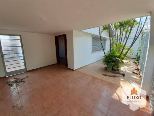 Casa com 3 dormitórios para alugar, 213 m² - Vila Aeroporto Bauru - Bauru/SP