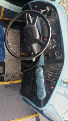 Scania K124 360cv Comil 2004 C/ Ar Condicionado Gelando - Foto 6