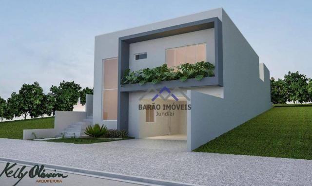 Casa à venda, 184 m² por R$ 980.000,00 - Engordadouro - Jundiaí/SP