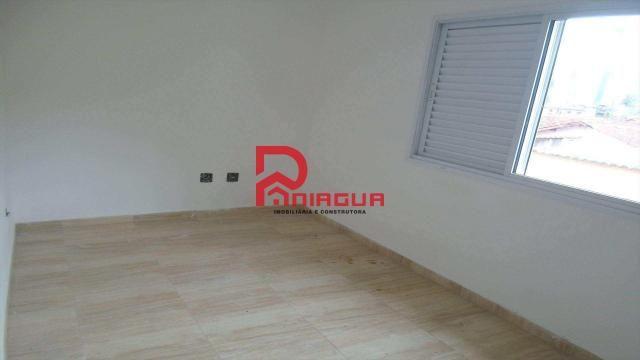 Casa à venda com 4 dormitórios em Canto do forte, Praia grande cod:1089 - Foto 5