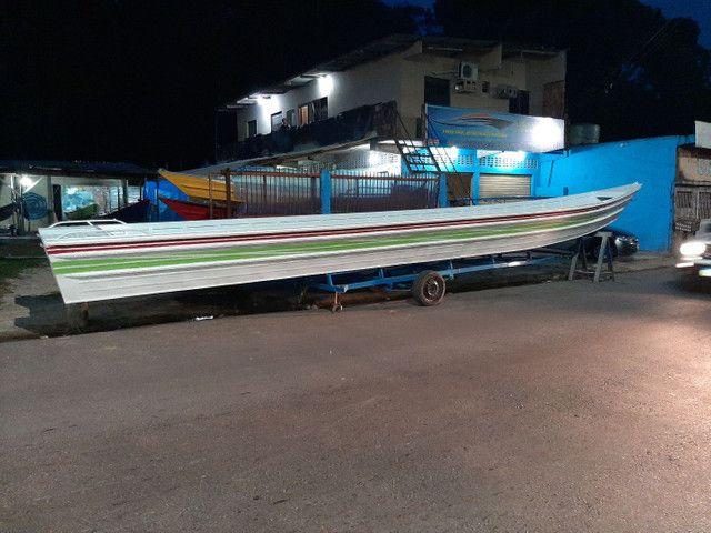 Canoa de 12 metros - Foto 3