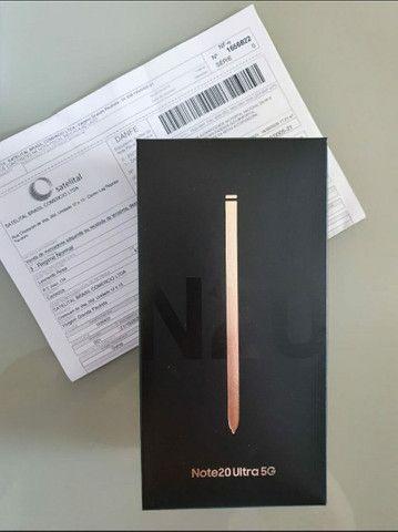 Samsung Galaxy Note20 Ultra. TROCO
