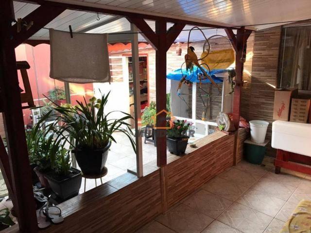 Casa com 3 dormitórios à venda, 80 m² por R$ 250.000,00 - Capela Velha - Araucária/PR - Foto 6