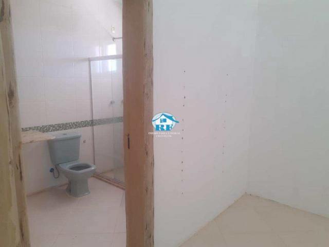 Casa à venda com 4 dormitórios em Centro, Arembepe (camaçari) cod:180 - Foto 12
