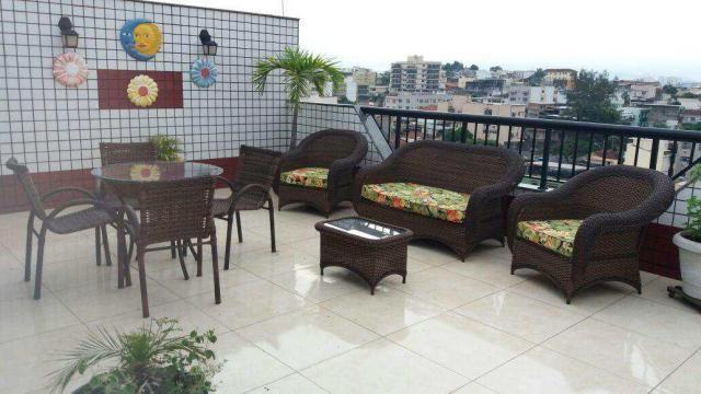 Cobertura à venda com 3 dormitórios em Vila da penha, Rio de janeiro cod:717 - Foto 8