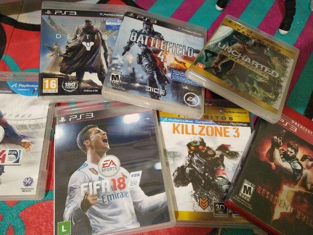 Playstation 03 *único dono - Foto 5