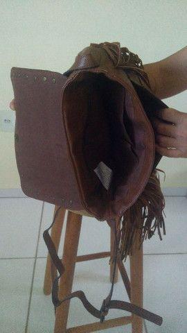 Bolsa grande e espaçosa R$35,00+entrega grátis sul da ilha  - Foto 5