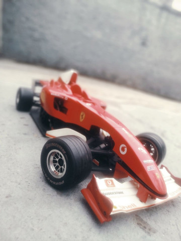 Ferrari motor2cc gasolina  - Foto 2