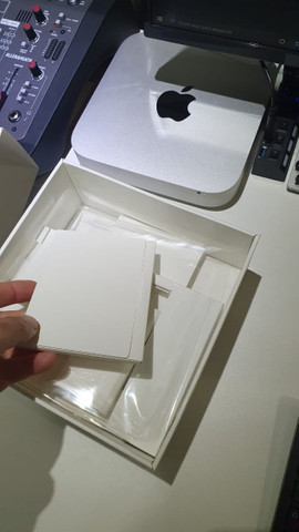 Mac mini core i7 top