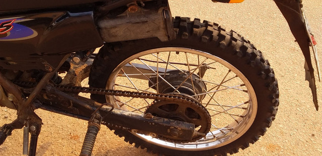 Vento uma moto xlr ano 2000 - Foto 6