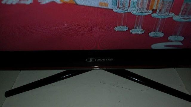 Tv Buster 32 Pol LCD , Imagem perfeita 100% - Foto 6