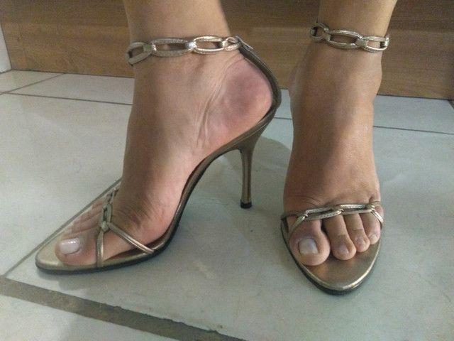 Calçados bom estado, baratos - Foto 2