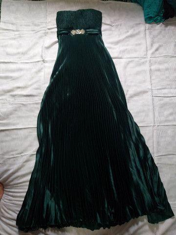 Vestido longo de festa. - Foto 3