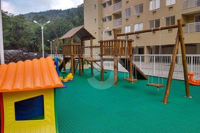 Residencial Ouro Verde - Venha morar em Piratininga 2 quartos, suíte e 1 vaga - Foto 13