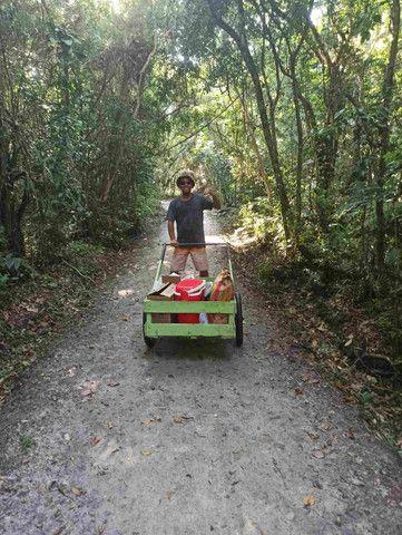Últimas vagas finados camping Ilha do Mel - Foto 15