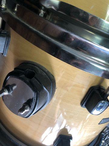Bateria acústica  - Foto 3