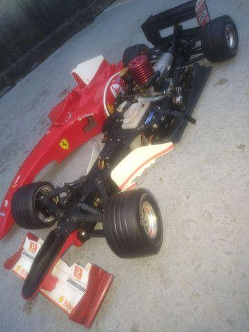 Ferrari motor2cc gasolina  - Foto 5