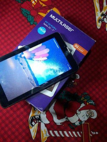 Vendo tablet Multilaser 16 GB de memória  - Foto 3