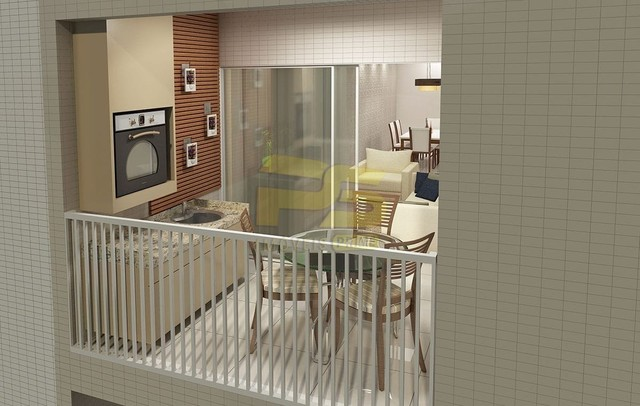 Apartamento à venda com 3 dormitórios em Cabo branco, João pessoa cod:PSP551 - Foto 14