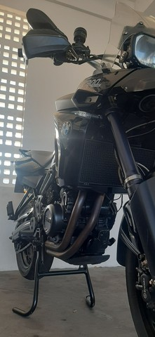 BMW F800 GS TRIPLE BLACK 2012 - Foto 16