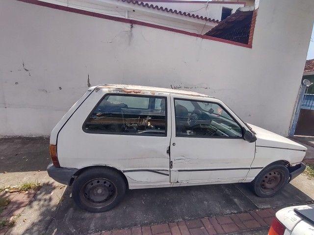 Fiat uno Mille smart sem cabeçote do motor - Foto 8