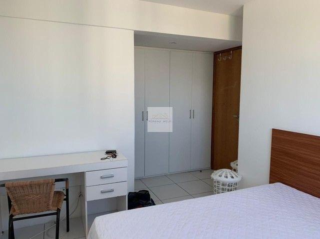 Edf. Ada Melo, Boa Viagem/ 02 quartos, sendo 01 Suíte/70M²/Andar Alto/Mobiliado/Tx inc... - Foto 13