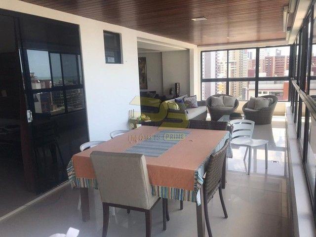 Apartamento à venda com 4 dormitórios em Cabo branco, João pessoa cod:psp556 - Foto 10
