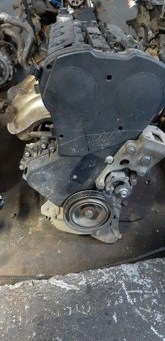 Motor parcial xsara picasso 2.0 gasolina a base de troca com nota fiscal e garantia  - Foto 3