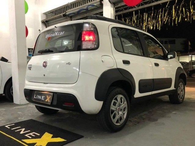 Fiat Uno Way 1.0 8V (Flex) 4p - Foto 4