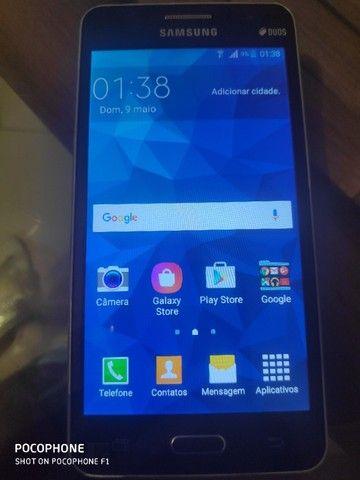 Celular Smartphone Gran Duos , Sem nenhum risco na tela estado de Novo.Venda 200,00